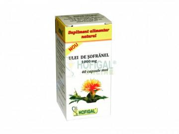 Ulei De Sofranel 1000 mg  4 cps